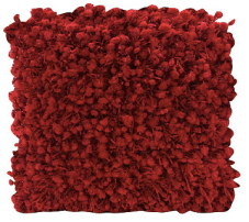 Bellini Red Pillow