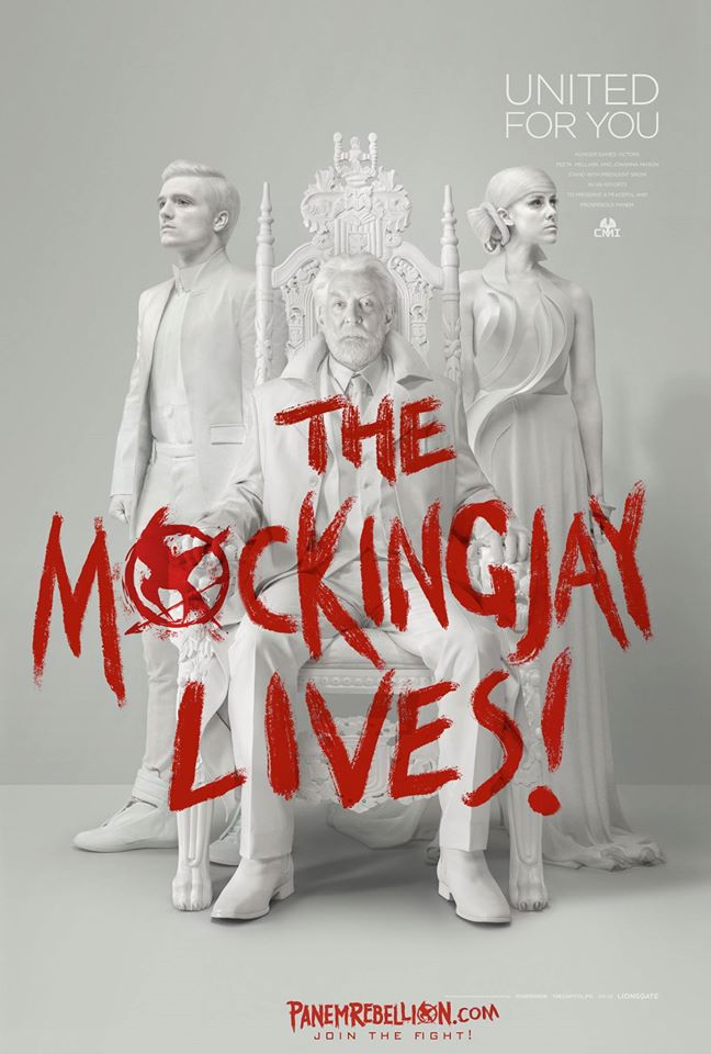 The Mockingjay lives!