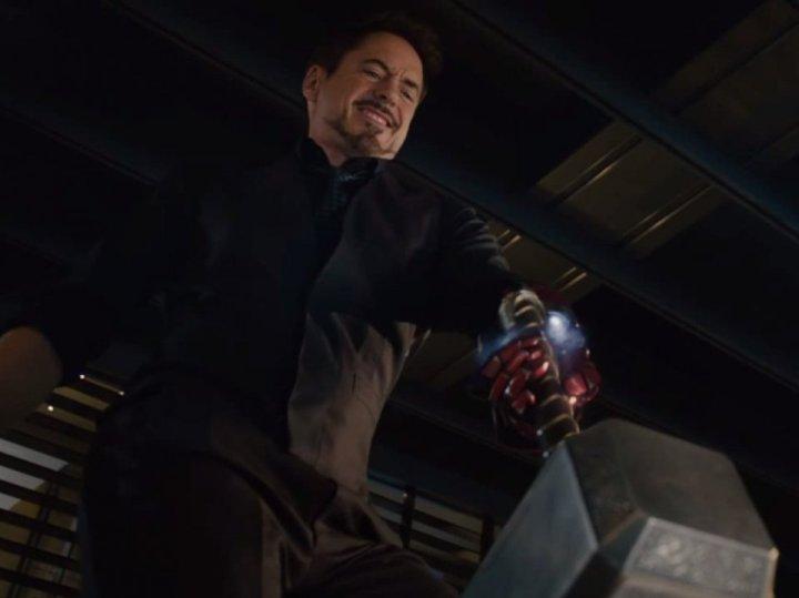 Tony Stark Hammer