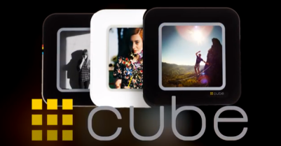 Hashtag Cube