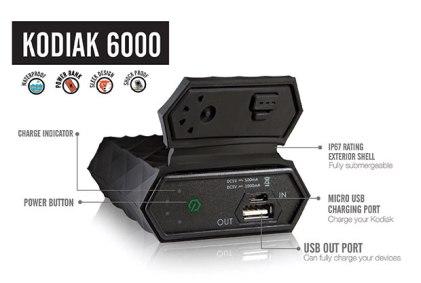 Kodiak 6000